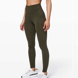 """NWT Fast and Free HR Tight 31"""" Non-Reflective"""